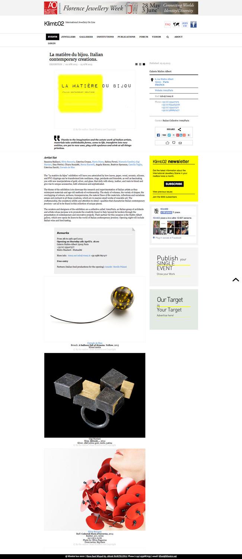 Klimt, klimt02.net – 25.04.2015