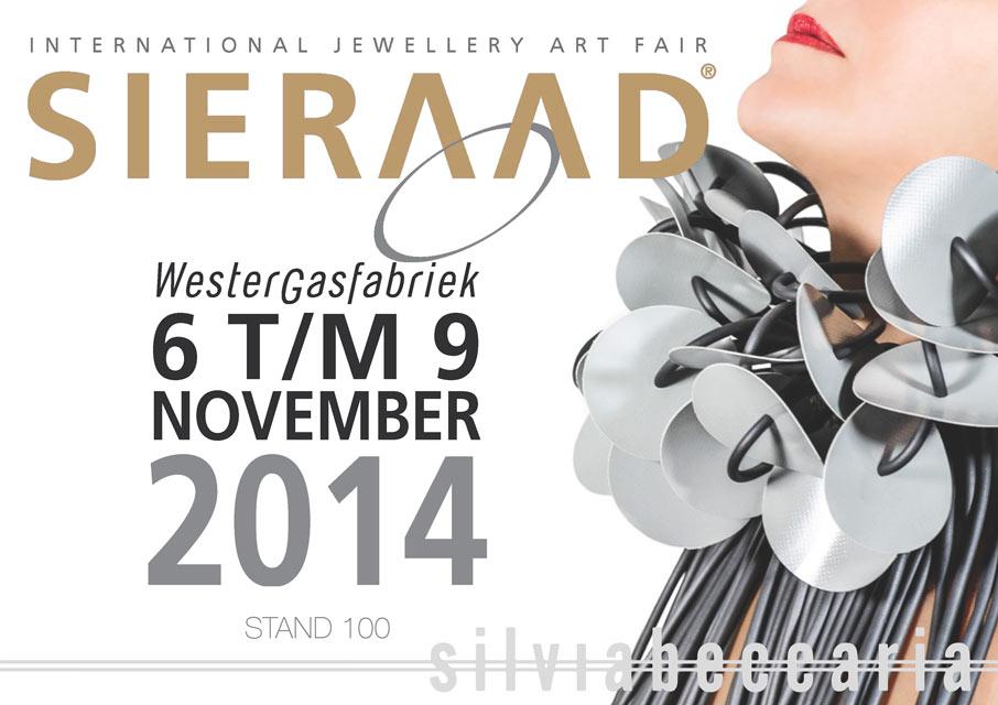 Sieraad 2014 – Amsterdam, novembre 2014